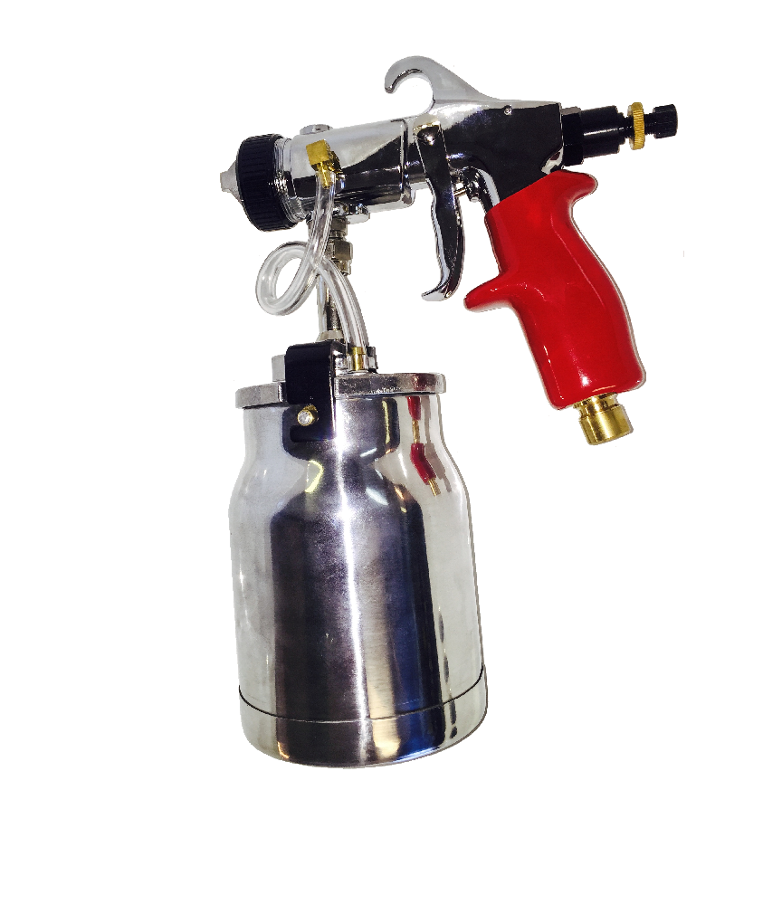 HVLP SPRAY GUN SIPHON FEED: Bathtub refinishing, coatings, paint ...