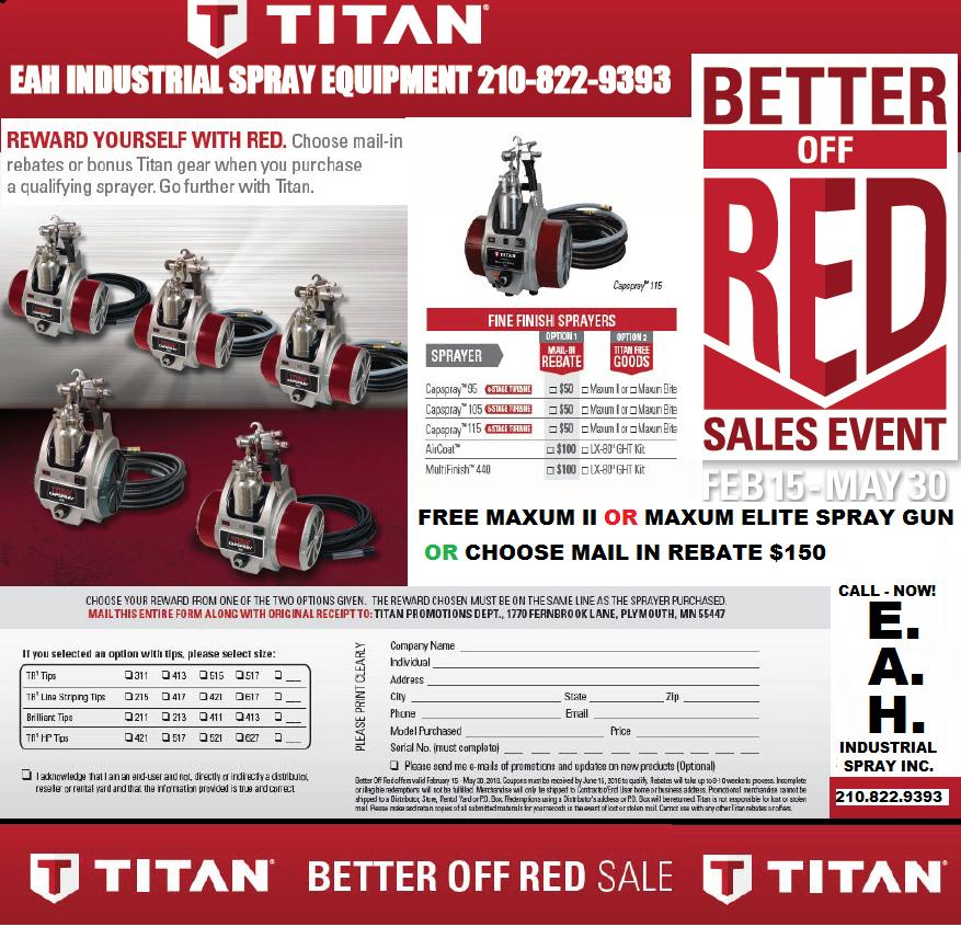 Review of Titan Capspray 75 HVLP Fine Finish Sprayer Great